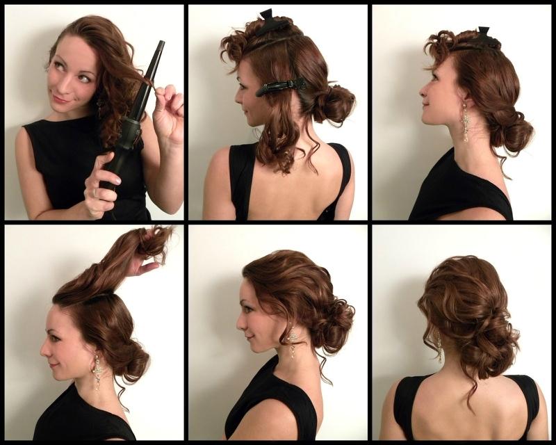 Причёски для города фото